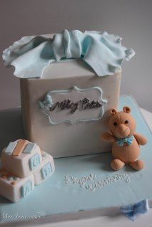 Christening cake London 43