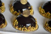 Dessert chocolate mouse domes 5