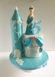 Frozen cake Berkshire