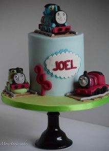 Thomas tank engine cake