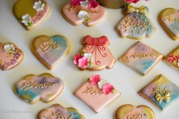 Wedding love cookies 5